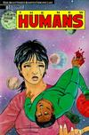 Cover for The New Humans (Malibu, 1987 series) #8
