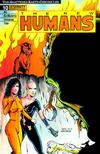Cover for The New Humans (Malibu, 1987 series) #10
