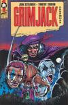 Cover for Grimjack Casefiles (First, 1990 series) #2