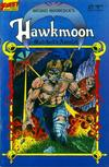 Cover for Hawkmoon: The Mad God's Amulet (First, 1987 series) #1