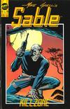 Cover for Mike Grell's Sable (First, 1990 series) #5
