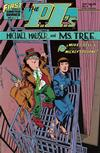 Cover for The P.I.'s: Michael Mauser and Ms. Tree (First, 1985 series) #3
