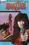 Cover for Shatter (First, 1985 series) #8