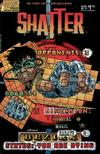 Cover for Shatter (First, 1985 series) #10