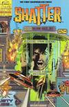 Cover for Shatter (First, 1985 series) #12