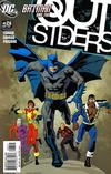 Cover for Outsiders (DC, 2003 series) #26