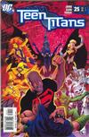 Cover for Teen Titans (DC, 2003 series) #25 [Direct Sales]