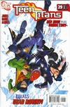Cover for Teen Titans (DC, 2003 series) #29 [Direct Sales]
