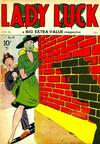 Cover for Lady Luck (Bell Features, 1950 series) #89