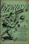 Cover for Cyclone Comics [ashcan] (Worth Carnahan, 1940 series) #[nn]