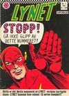 Cover for Lynet (Serieforlaget / Se-Bladene / Stabenfeldt, 1967 series) #1/1967