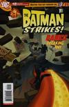 Cover for The Batman Strikes (DC, 2004 series) #12