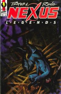 Cover Thumbnail for Nexus Legends (First, 1989 series) #23