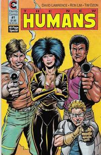 Cover Thumbnail for The New Humans (Malibu, 1987 series) #1