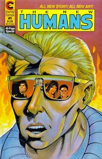 Cover Thumbnail for The New Humans (Malibu, 1987 series) #5