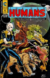 Cover Thumbnail for The New Humans (Malibu, 1987 series) #6