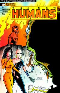 Cover Thumbnail for The New Humans (Malibu, 1987 series) #10