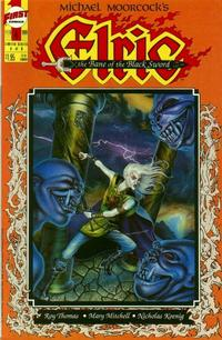 Cover Thumbnail for Elric: The Bane of the Black Sword (First, 1988 series) #4