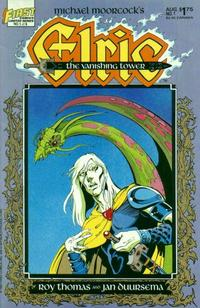 Cover Thumbnail for Elric: The Vanishing Tower (First, 1987 series) #1