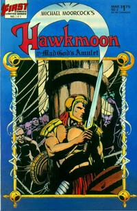 Cover Thumbnail for Hawkmoon: The Mad God's Amulet (First, 1987 series) #2