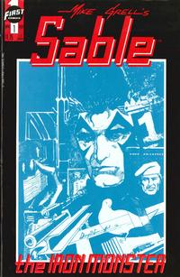 Cover Thumbnail for Mike Grell's Sable (First, 1990 series) #1