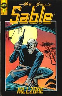 Cover Thumbnail for Mike Grell's Sable (First, 1990 series) #5