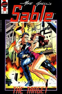Cover Thumbnail for Mike Grell's Sable (First, 1990 series) #7