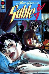 Cover Thumbnail for Mike Grell's Sable (First, 1990 series) #10