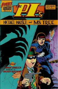 Cover Thumbnail for The P.I.'s: Michael Mauser and Ms. Tree (First, 1985 series) #2