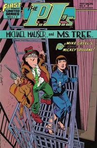 Cover Thumbnail for The P.I.'s: Michael Mauser and Ms. Tree (First, 1985 series) #3