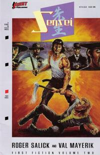 Cover Thumbnail for Sensei (First, 1989 series) #3
