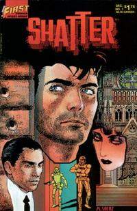 Cover Thumbnail for Shatter (First, 1985 series) #1