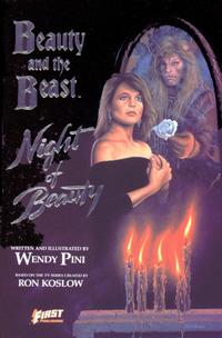 Cover Thumbnail for Beauty and the Beast: Night of Beauty (First, 1990 series)