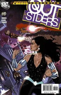 Cover Thumbnail for Outsiders (DC, 2003 series) #31