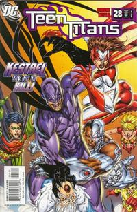 Cover Thumbnail for Teen Titans (DC, 2003 series) #28