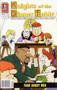 Cover Thumbnail for Knights of the Dinner Table (Kenzer and Company, 1997 series) #71