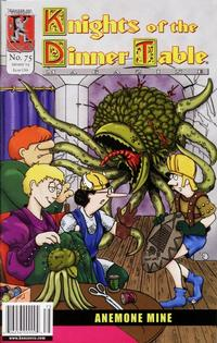 Cover Thumbnail for Knights of the Dinner Table (Kenzer and Company, 1997 series) #75