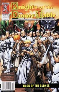 Cover Thumbnail for Knights of the Dinner Table (Kenzer and Company, 1997 series) #86