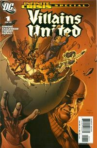 Cover Thumbnail for Villains United: Infinite Crisis Special (DC, 2006 series) #1