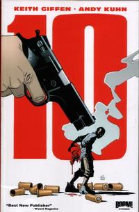 Cover Thumbnail for 10 (Boom! Studios, 2005 series)