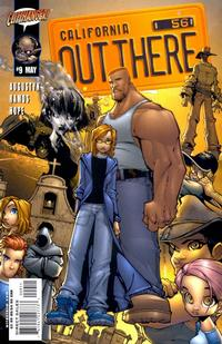 Cover Thumbnail for Out There (DC, 2001 series) #9