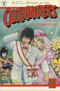 Cover Thumbnail for Outlanders (Dark Horse, 1988 series) #23