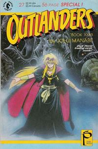 Cover Thumbnail for Outlanders (Dark Horse, 1988 series) #27