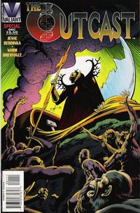 Cover Thumbnail for The Outcast (Acclaim / Valiant, 1995 series) #1