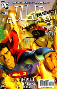 Cover Thumbnail for JLA: Classified (DC, 2005 series) #14