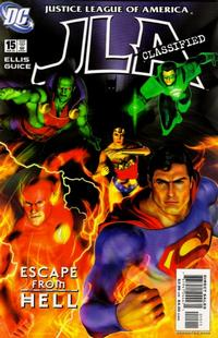 Cover Thumbnail for JLA: Classified (DC, 2005 series) #15 [Direct Sales]