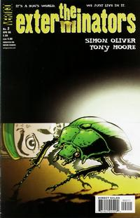 Cover Thumbnail for The Exterminators (DC, 2006 series) #2