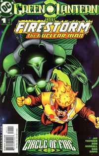 Cover Thumbnail for Green Lantern / Firestorm (DC, 2000 series) #1