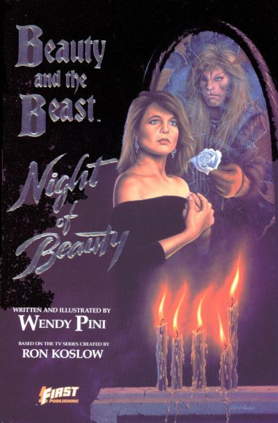 Cover for Beauty and the Beast: Night of Beauty (First, 1990 series)