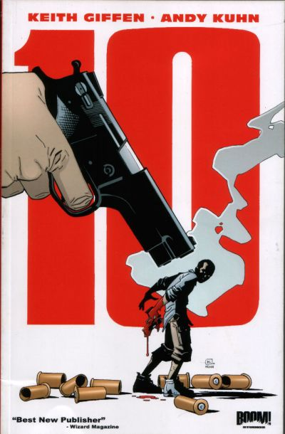 Cover for 10 (Boom! Studios, 2005 series)